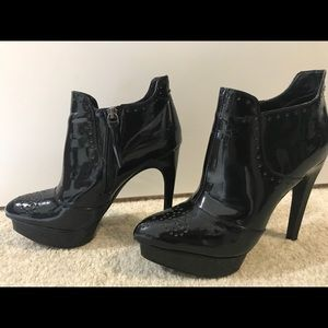 Trouve high heeled boots